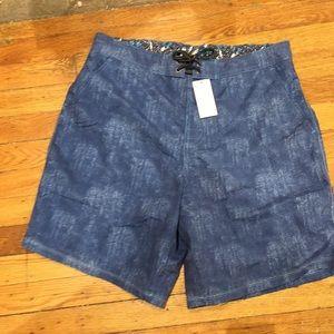 Brand-New $98 Lg Raffi Swim Trunks
